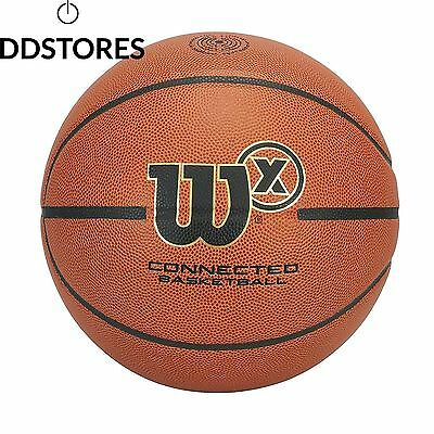 Wilson Team Sport WTB0300ID Ballon de Basket Ball Homme Orange