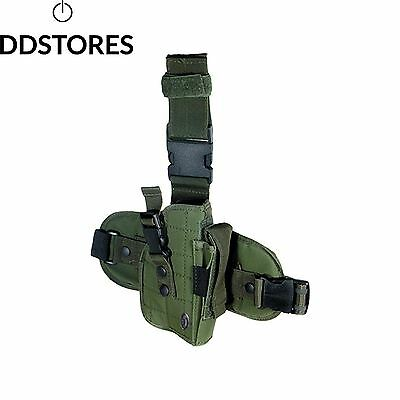 Holster De Cuisse Droitier Utg Od Olive