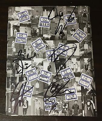 "EXO autographed ""XOXO"" Chinese ver. 1st Repackage Album PROMO signed CD"