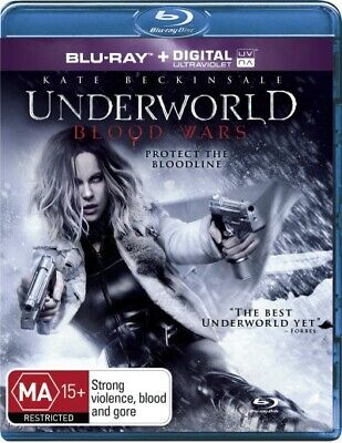 Underworld: Blood Wars (Blu-ray/UV)