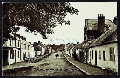 c.1910 Ballycarry Village Whitehead County Antrim Northern Ireland Postcard B26