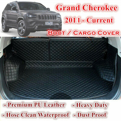 Tailor Made Trunk Boot Liner Cargo Mat Cover for Jeep Grand Cherokee 2011 - 2017