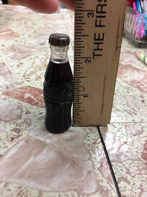 Coca Cola Coke Mini Bottle Lighter 1950s
