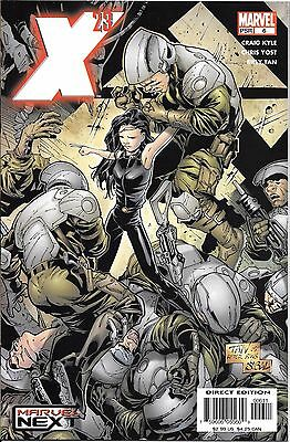 X-23 #6  Billy Tan Cover !!!!  Nm