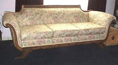 Beautiful Antique Parlor Couch