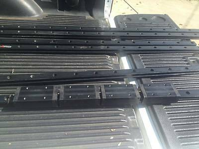 6 Thk Linear Guide Rails And 4 Blocks For Cnc Machine Heavy Duty Long And New