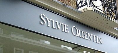 Shop Sign Raised Acrylic Letters, Stand Off Letters/ Design Your choice of logo
