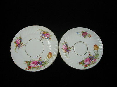 Very Pretty Vintage Foley Side Plate & Saucer