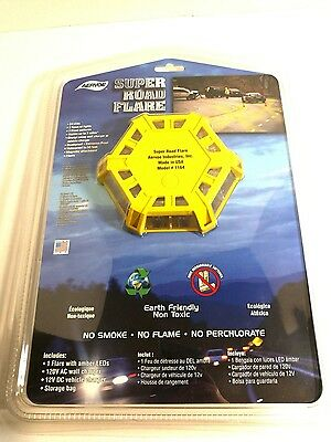 AERVOE Super Road Flare  24 LEDS New in Package