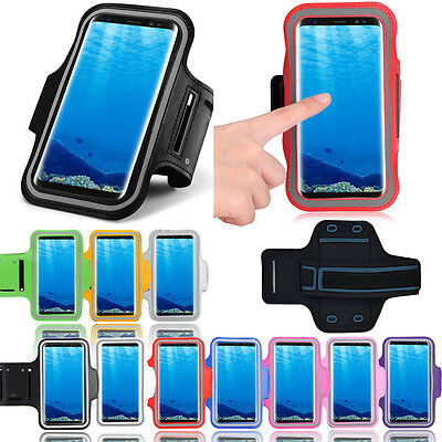 Fancy Sport Armband For Samsung Galaxy S8 Plus Gym Running Jogging Exercise Case