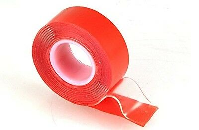 High Bonding Clear Double Side Tape Heat&Weather Resistance 24mmX2m Holds 2.3Kg