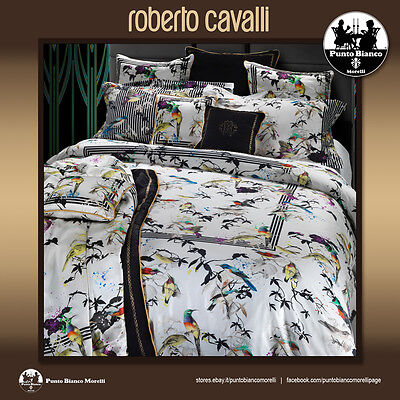 ROBERTO CAVALLI HOME | BIRD RAMAGE Set bettlaken - Full bedsheet