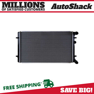 Direct Fit Complete Aluminum Radiator 100% Leak Tested 1.8L-1.9L-2.0L-2.8L-3.2L