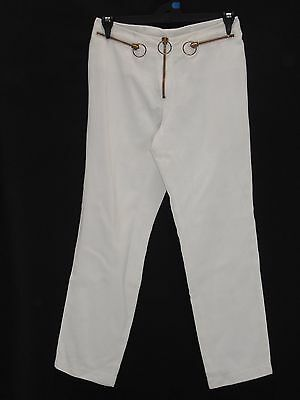 1960's Vintage Hipster Pants with Feature Zips.
