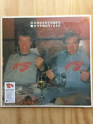 THE UNDERTONES - Hypnotised (Remastered) (180 gram vinyl LP) [2016] NEW & SEALED