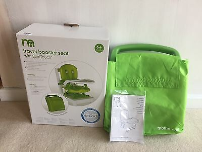 Mothercare travel highchair/booster seat
