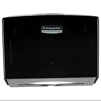 Kimberly-Clark Professional 09215 Scottfold Towel Dispenser, Plastic, 10 3/4w x