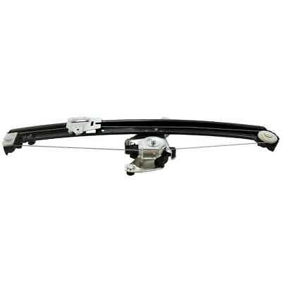 Rear Right Side Power Window Regulator w/Motor for BMW X5 With Lifetime Warranty