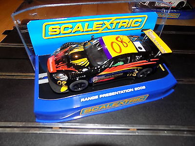 Scalextric Aston Martin Range Presentation 2008 New Boxed