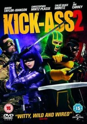 Kick-Ass 2 (DVD, 2013) * NEW & SEALED - FAST DISPATCH *