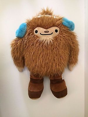 Vancouver Winter Olympics 2010 - Quatchi Plush Mascot - Large 18 inches