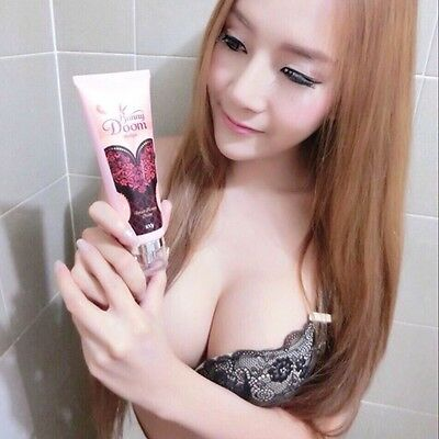 Breast Firming Cream, Bunny Doom Cream, Reduces Sagging, 100g, Natural, Tracking