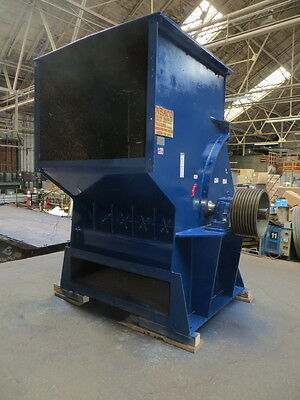 Williams Top Feed Style 100 Hp. Industrial Shredder Hammermill Used