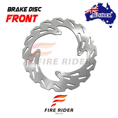 AU Front MX Brake Disc Rotor For HONDA XR 650 R 00-08 01 02 03 04 05 06 07