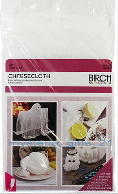 Cheesecloth 100% Cotton 90Cm X2.7Mt