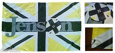 New Jenson Button Flag Official Merchandise Large Size Makes a Great Present