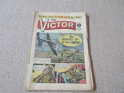 """VICTOR COMIC, No28 - Sept 2nd 1961, """" The Heros of """"O"""" for OBOE"""