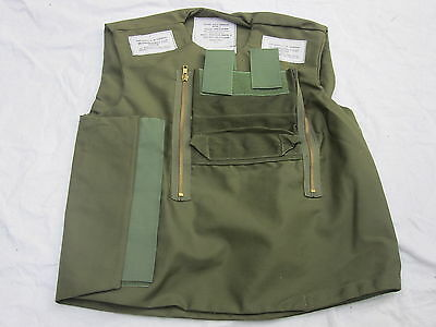 Cover Body Armour MK2, Size: Small, Splinter protection Vest Cover,80's Years