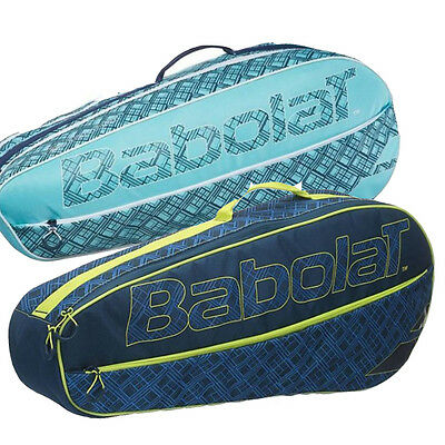 Babolat Club Line Essential Tennis Racquet Holder x3 NEW 2017 BackPack Bag