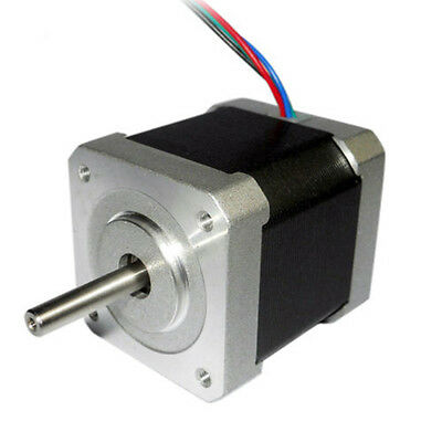 42mm 1.8 Degree NEMA17 2 Phase 4-wire Stepper Motor For 3D Printer CNC 12-24V