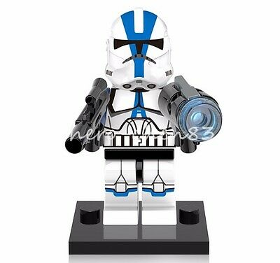 Mini Figures Clone Commander Appo Rogue One: A Star Wars Story Building Toys