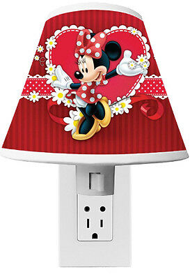 Minnie Mouse Night light Room Decor