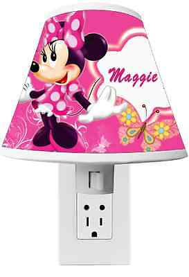 Minnie Mouse Clubhouse Night light Room Decor - CUSTOM
