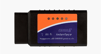 OBD2 ELM327 (V2.1) Interface WiFi Wireless Car Auto Diagnostic Scanner Scan Tool