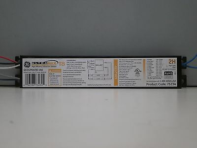 GE GE232MAX90-V60 Dimming Dimmable Fluorescent Ballast (2) F32T8 F31T8/U Lamps