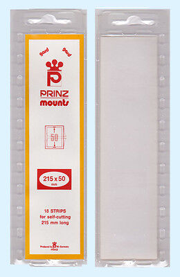 Prinz Mounts - #50 Clear X  215Mm               Free Shipping       #psm-50C