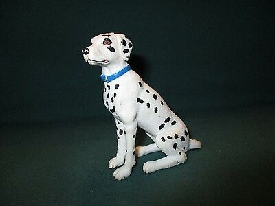 Dalmatian Figurine with Blue Collar (get that gift for Easter)