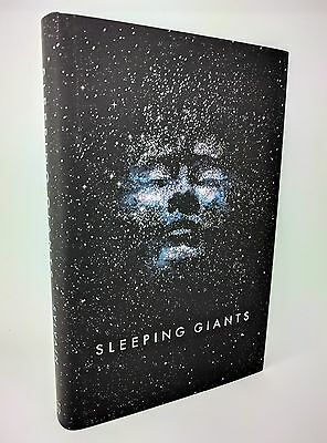 Sleeping Giants by Sylvain Neuvel -  Signed & Limited First Edition 583/750