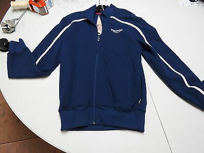 Triumph Johnny Allen Speed Record Jacket SIZE SMALL  MSWA14427-S