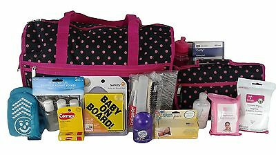 Maternity Hospital Bag for Mom - Prepacked Kit for Childbirth Includes Tote, ...