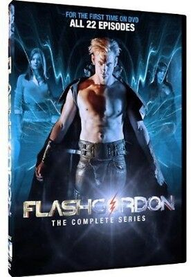 Flash Gordon: The Complete Series [4 Discs] (DVD Used Very Good) WS