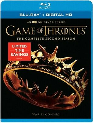 Game Of Thrones: The Complete Second Season 88392953762 (Blu-ray Used Very Good)