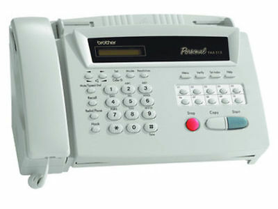 New Open Box Brother Fax-515 Fax