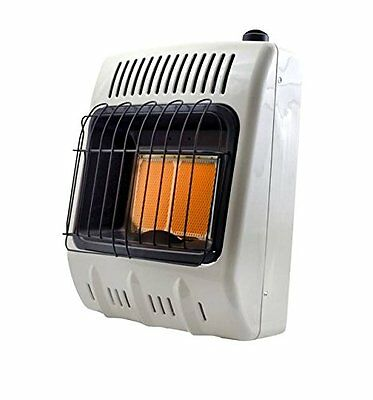 Mr. Heater, Corporation Mr. Heater, 10,000 BTU Vent Free Radiant Natural Gas Hea