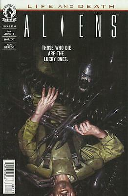 Aliens Life and Death #1