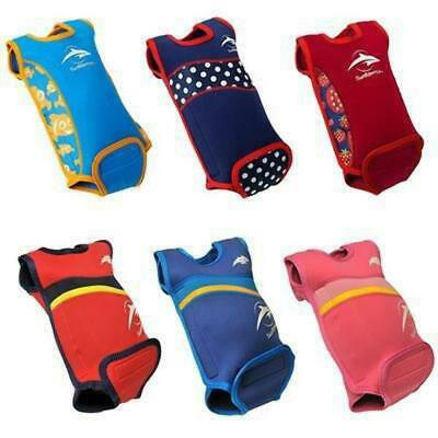 New Konfidence Babywarma Kids Baby Wetsuits - 6-12 Months Free Express Shipping